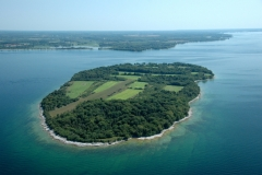 Nicholson Island Aerial 2 #1312