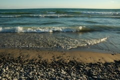 Wellington Beach Pebbles #633 8x12