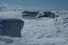 Wellington Beach Snow Winter #1173
