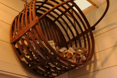 Wellington Museum Canning Basket #2098