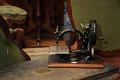 Wellington Museum Sewing Machine #2105