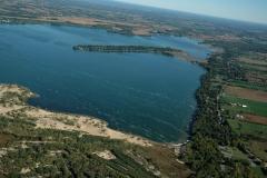 West Lake Aerial #1154