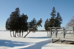 West Lake Isaiah Tubbs Winter #2328