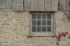 Barn Window Fall #3084