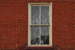 Belleville Window Red Brick (v) 1293