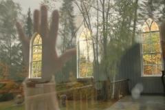 Church Window Reflections #1791