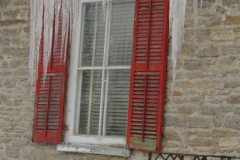 Window Icicles (v) #2332