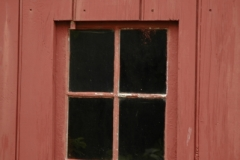 Window Red (v) #1970