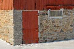 Barn Door Winter #2113