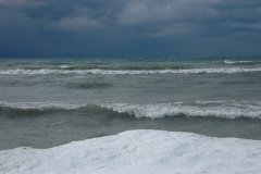 Beach Icy Water #1808