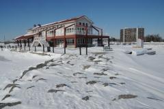 Belleville Marina Winter #2794