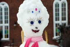 Snowman Princess #2335