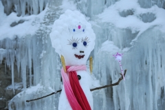 Snowman Princess Icy #2336