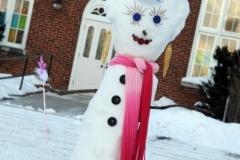 Snowman Princess (v) #2337