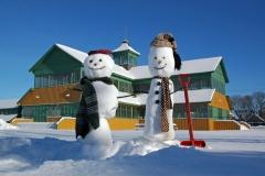 Snowmen Crystal Palace #2824