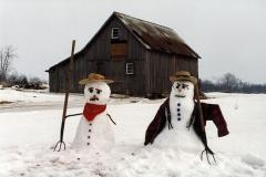Snowmen Farmers #406