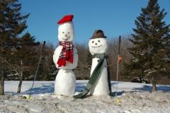 Snowmen Golfing #1679