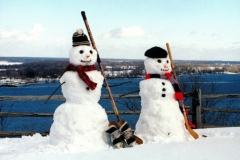 Snowmen Hockey #186