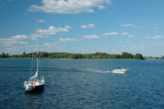 Wolfe Island Boats #1327