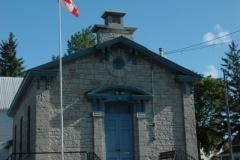 Wolfe Island  Building (v) #1325