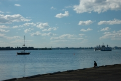 Wolfe Island Shore #1326
